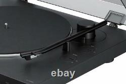Belt Drive Turntable Fully Automatic Wireless Vinyl Record Player with Bluetooth