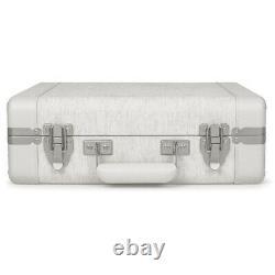Crosley CR6019D-SA Executive Portable USB Turntable Record Player Sand