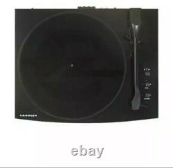 Crosley T100 2-Speed Bluetooth Turntable System Stereo Speakers Record Player