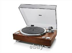 DENON Analogue record player Wooden DP-500M Direct Drive Turntable Japan NEW