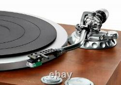 DENON Analogue record player wooden DP 500M Direct Drive Turntable DP-500M