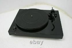Fluance RT81 Elite High Fidelity Vinyl Turntable Record Player Black