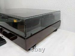 Fluance RT81 Elite High Fidelity Vinyl Turntable Record Player Wood Finish