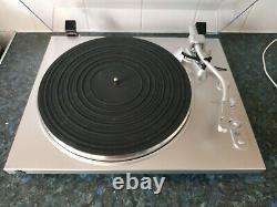 GPO PR100 Premium Series Vinyl Turntable, Record Player with Bluetooth RF4855
