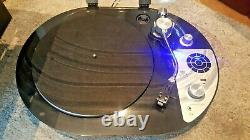 GPO PR50 Premium Series Turntable Record Player with Bluetooth Transmitter