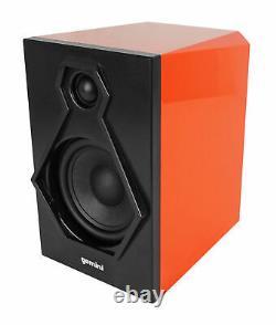 Gemini TT-900 Vinyl Record Player Turntable withBluetooth+Dual Speakers TT-900BR