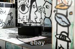 HYM DUO Detachable Speaker Belt Drive Vinyl Turntable Vinyl Record Player