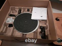 House Of Marley Stir It Up Wireless Turntable Record Player Bamboo Wood