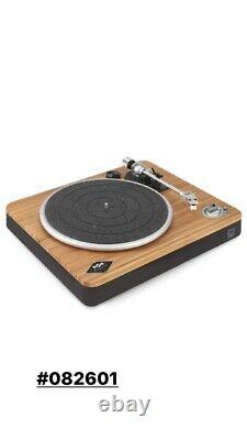 House of Marley Stir It Up Vinyl Record Player