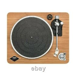House of Marley Stir It Up Wireless Bluetooth Turntable/Vinyl Record Player