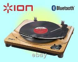 ION Audio Air LP Vinyl Record Player. Bluetooth USB Output for Conversion