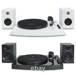 Mbeat Pro-M Stereo Turntable/Vinyl/Record Player System/Bluetooth Speakers