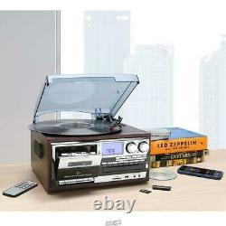 Odyssey Any Bluetooth Music Format Stereo CD, DVD & Blu-ray Discs Record Player