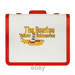 Portfolio Portable Turntable with Bluetooth Yellow Submarine