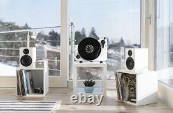 Pro-Ject VT-E R Black Open Box Vertical Turntable New Vinyl Record Player
