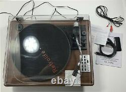 Record Player With Speakers Turntable For Vinyl Records Bluetooth Vinyl to MP3