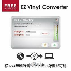 Retro Music Player Seven Playback Record Cassette CD Radio Superior LP ION Audio