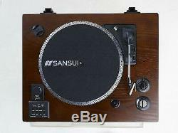 Sansui SLP-5000BT Bluetooth Function Installed Record Player From Japan used