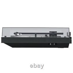Sony PS-LX310BT 43cm Bluetooth/USB Stereo Turntable Vinyl Record Player Black