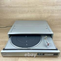 Sony Ps-fl1 Vintage Hi Fi Front Loading Record Vinyl Player Turntable Rare Boxed