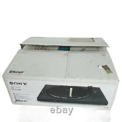 Sony Record Player PS-LX310BT Belt Driven Turntable with Bluetooth and USB