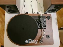 Steepletone Camden 2 Bluetooth Record Player