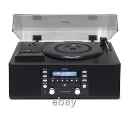 TEAC Turntable CD recorder / cassette player / record player LP-R550USB-P / PB