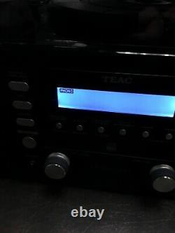 Teac LP-R660USB Turntable with USB, CD Recorder, Cassette Deck & AM/FM Tuner