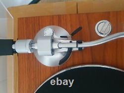 Teac TN-400BT Walnut Bluetooth Turntable Record Deck HiFi Seperate aptX AAC