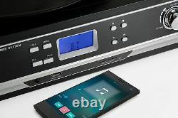 Technaxx Retro Bluetooth Record & Cassette Player TX-22+