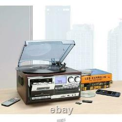 The Any Bluetooth Music Format Stereo Bluetooth Record Player