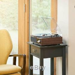 Victrola VTA-67 3-in-1 Bluetooth Record Player, Built in Speakers, 3-Speed