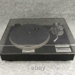 YAMAHARecord player Direct Drive Working Used from Japan FedEx